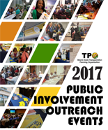 Public Involvement Outreach Events cover